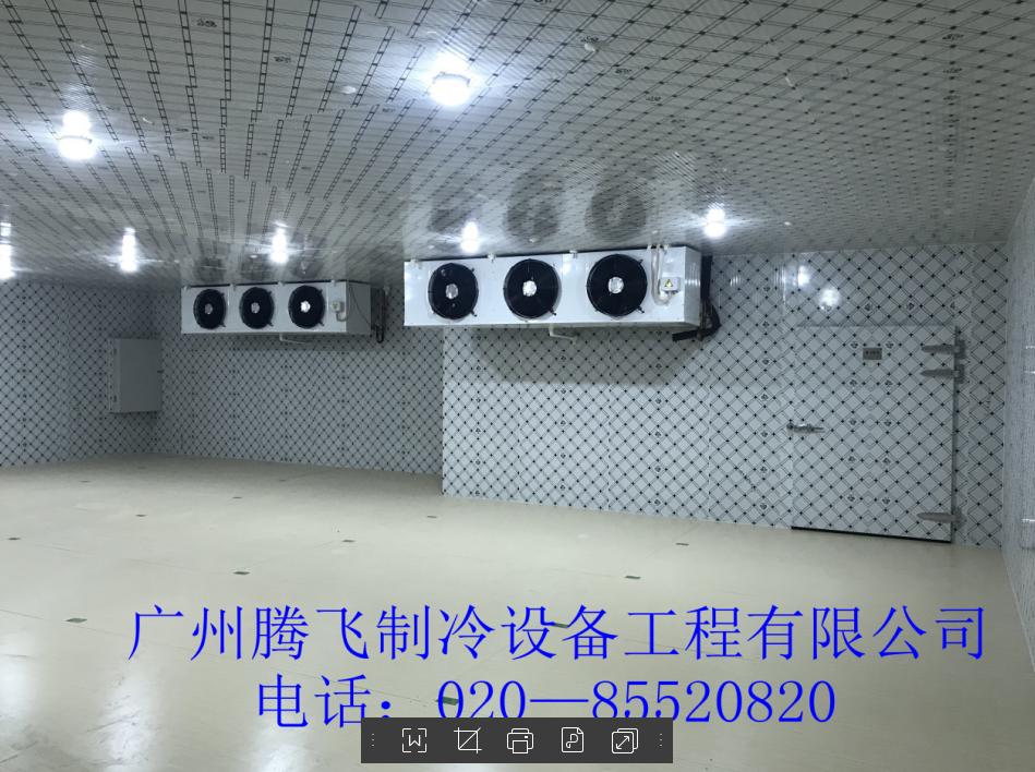676方技术检测冷藏库和冷冻库